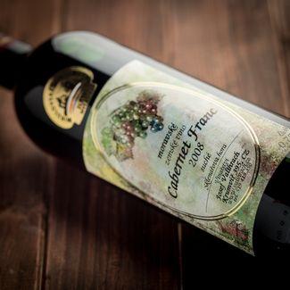 Cabernet Franc vinařství Valihrach